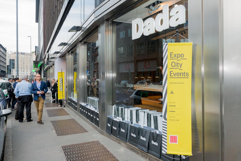 Interni. Design meets Food, Milano Meets the World. Molteni&C / Dada, 7 maggio