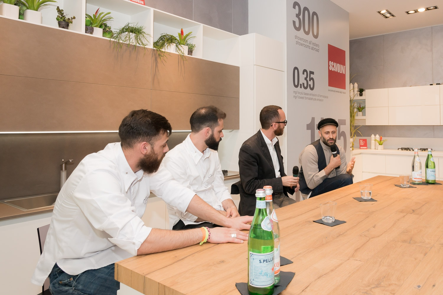 Interni. Design meets Food, Milano Meets the World. Scavolini, 21 maggio