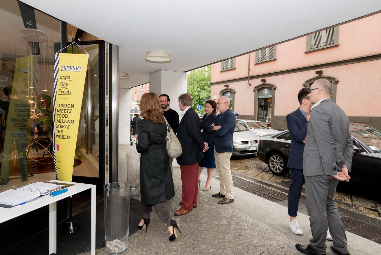 Interni. Design meets Food, Milano Meets the World. Molteni&C / Dada, 20 maggio