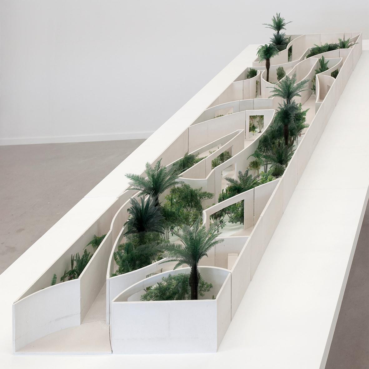 Archeologie del verde è il padiglione del Bahrain a Expo Milano 2015