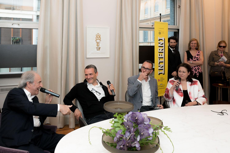 Interni. Design meets Food, Milano Meets the World. Giorgetti, 13 maggio