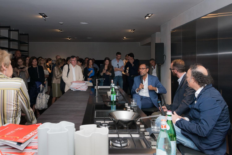 Interni. Design meets Food, Milano Meets the World. Modulnova, 14 maggio