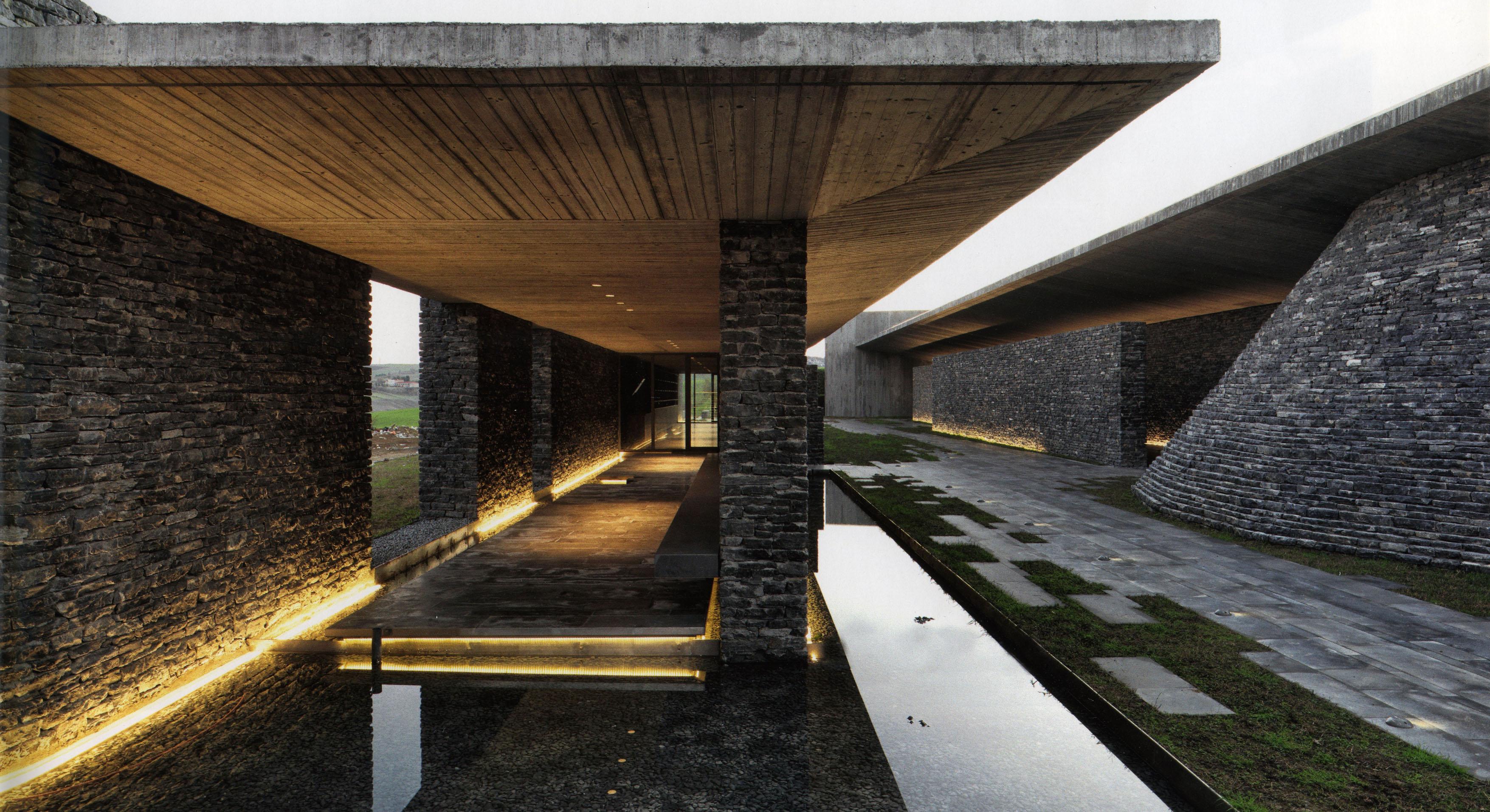 Marmomacc 2015: Premio Internazionale Architetture di pietra 2015