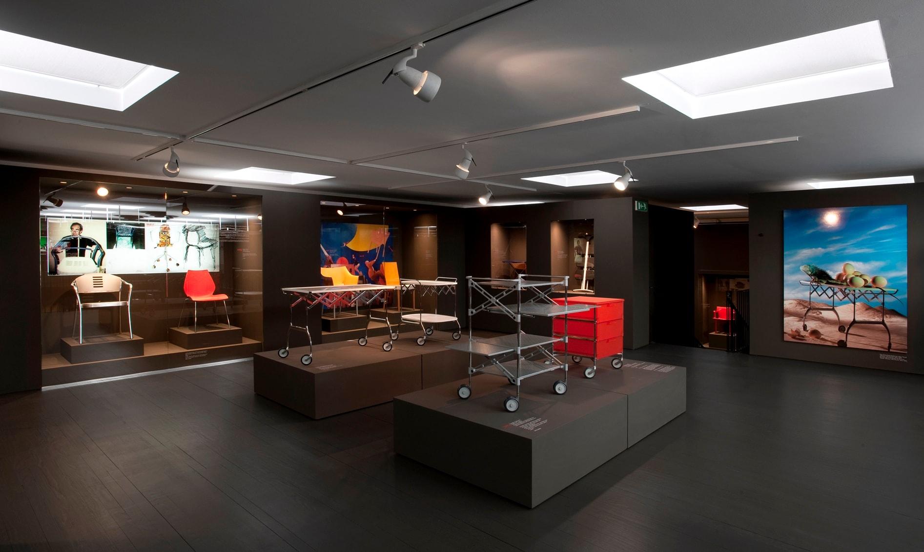 Museo Kartell Noviglio.Kartell Museo Il Nuovo Progetto Interni Magazine