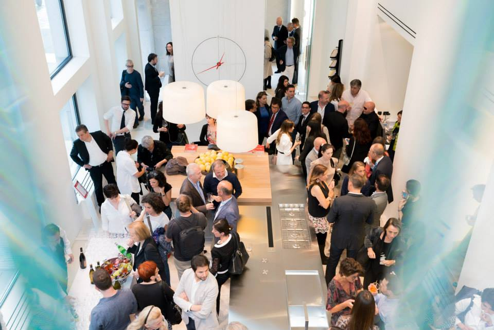 Design Meets Food, Milano Meets the World negli showroom in città