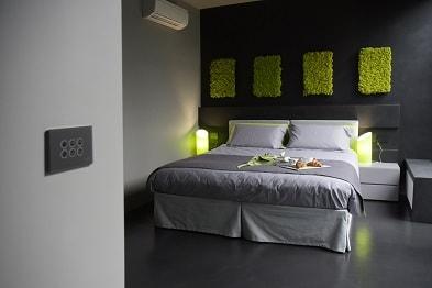 miLoft: design hi tech nel room for rent di Tortona