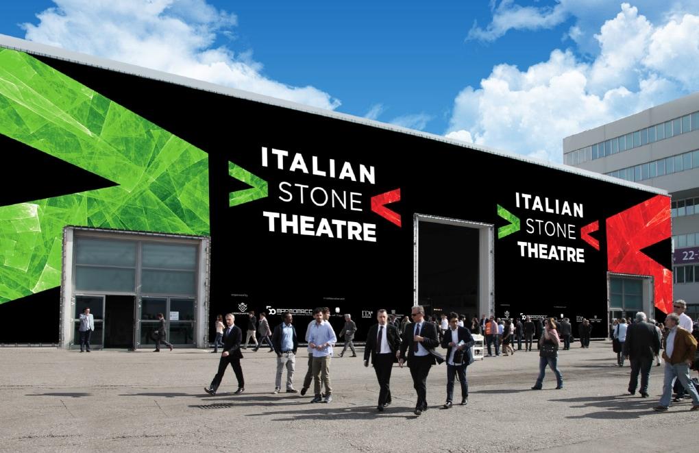 Marmomacc 2015: The Italian Stone Theatre