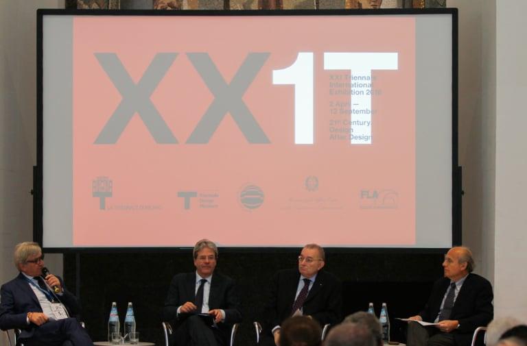 FederlegnoArredo alla XXI Triennale International Exhibition 2016