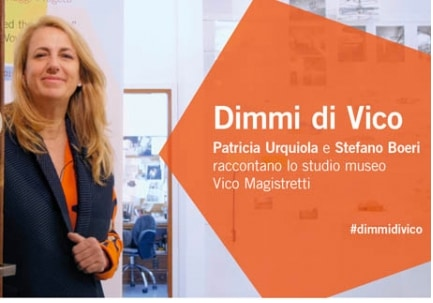 Lo studio museo Vico Magistretti raccontato da Patricia Urquiola e Stefano Boeri