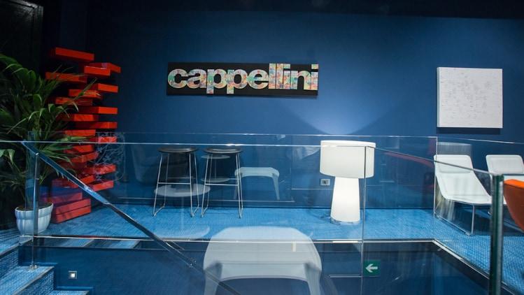 Cappellini a Napoli