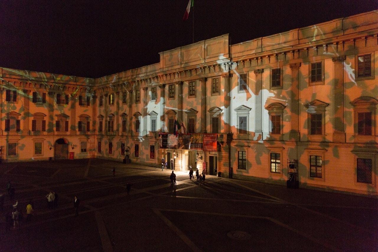 L'età d'oro di Milano| Opera urbana per musica e immagini