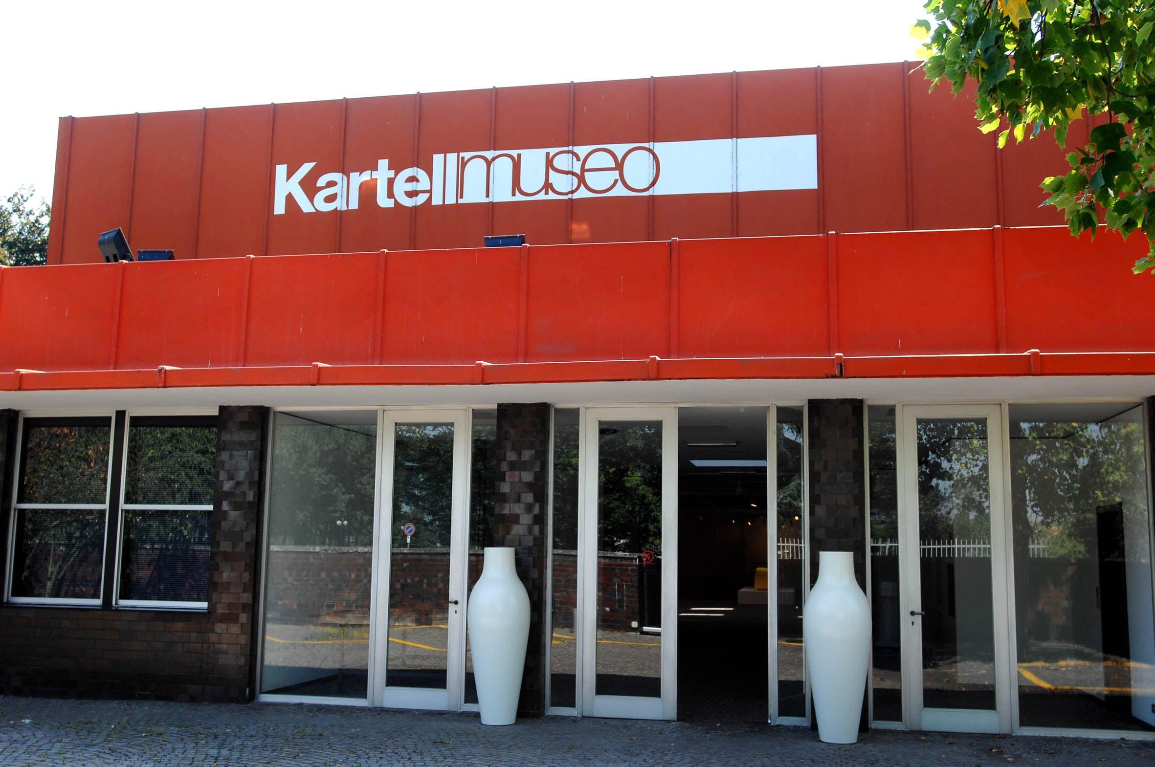 Kartell Museo, il nuovo progetto