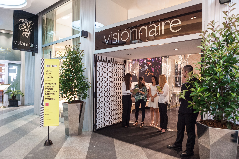 Interni. Design meets Food, Milano meets the World. Visionnaire, 18 giugno