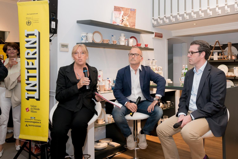 Interni. Design meets Food, Milano Meets the World. Villeroy&Boch, 3 giugno