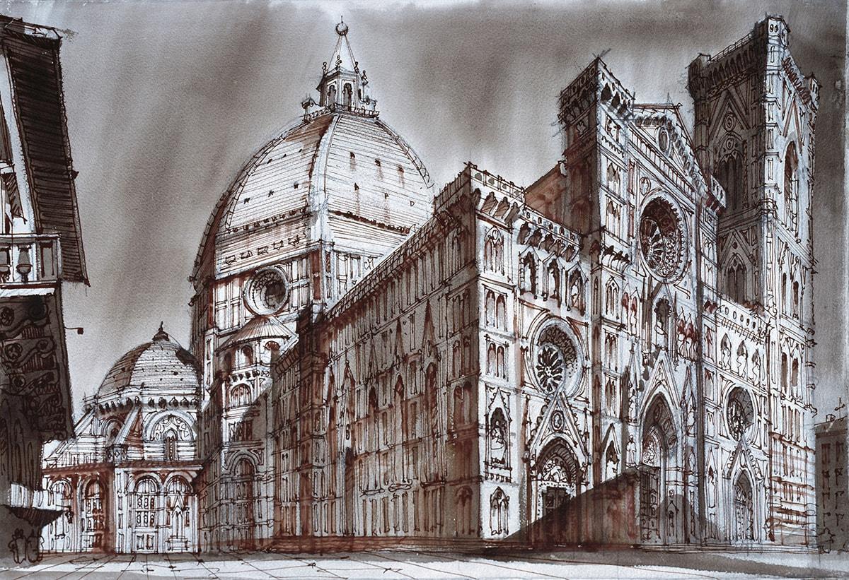 Realtà e Fantasia. Cartoline dall'Italia