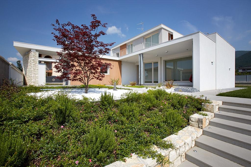 Una Smart Home in Franciacorta secondo ABB