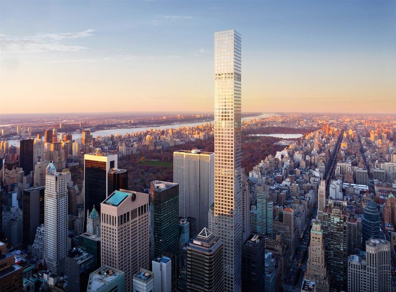 Dornbracht @432 Park Avenue: abitare sui tetti di New York