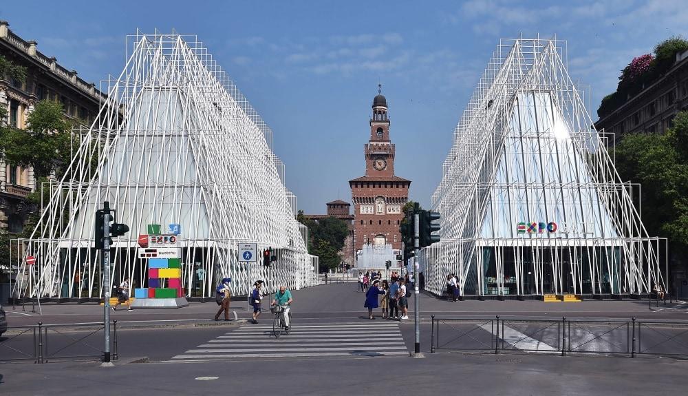 Restauro e nuove costruzioni. Secco Sistemi a Expo 2015