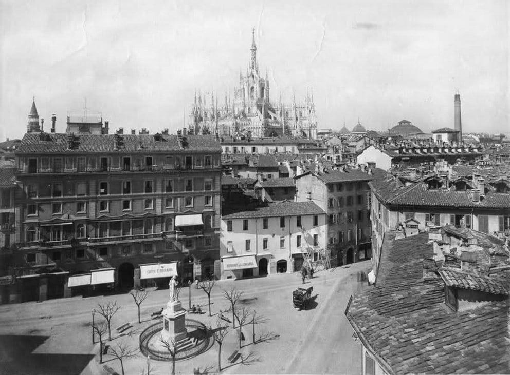 Città d'Italia – Focus Milano | 1861- domani