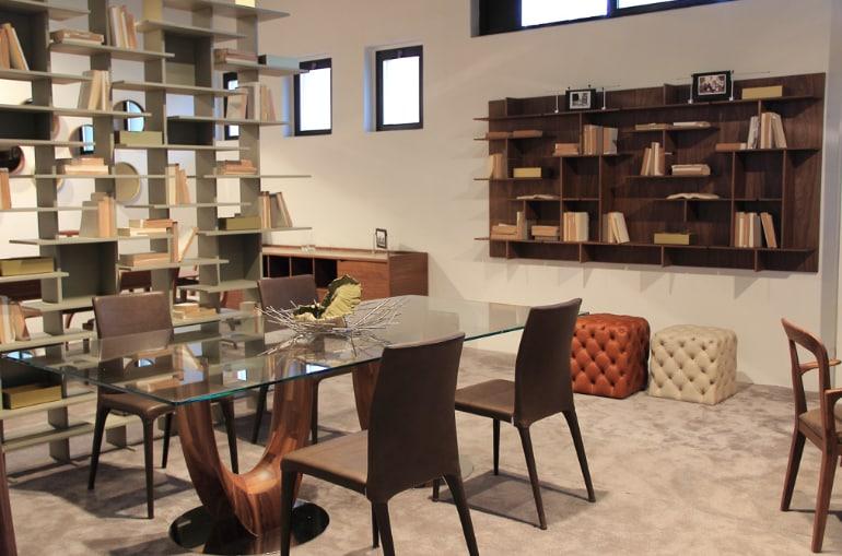 Due nuovi showroom per Pacini & Cappellini