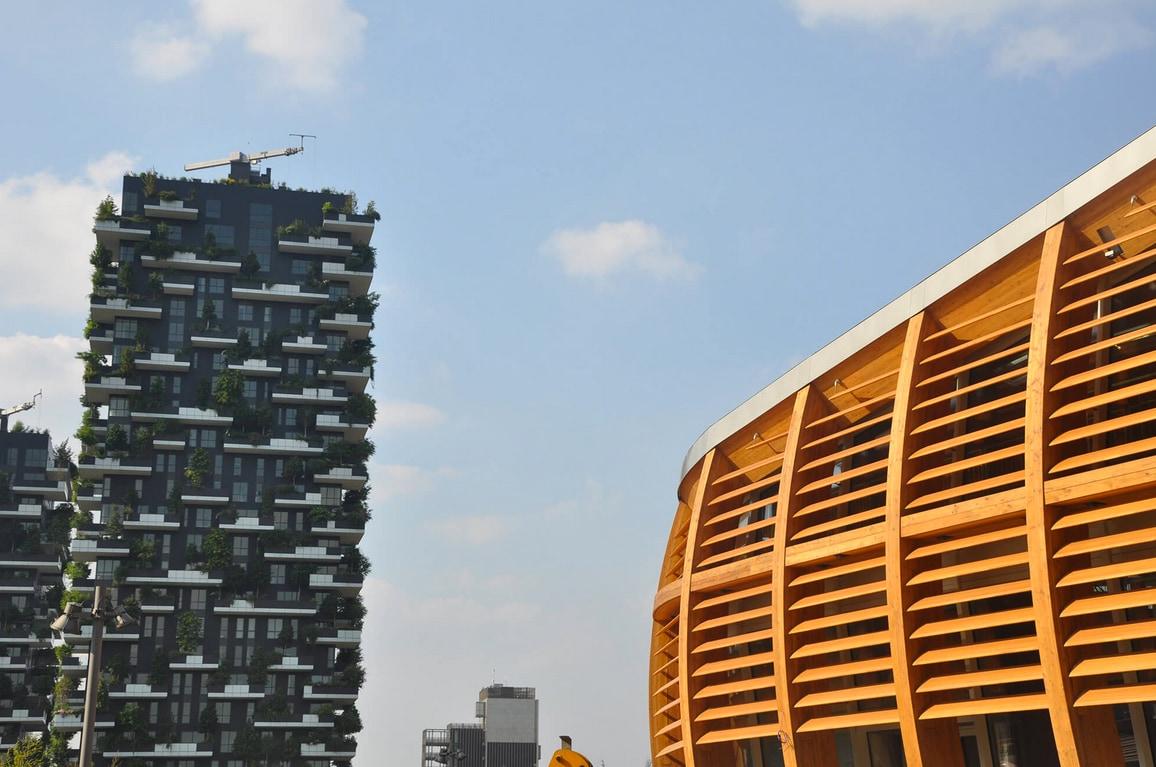 Inaugurato a Milano UniCredit Pavilion