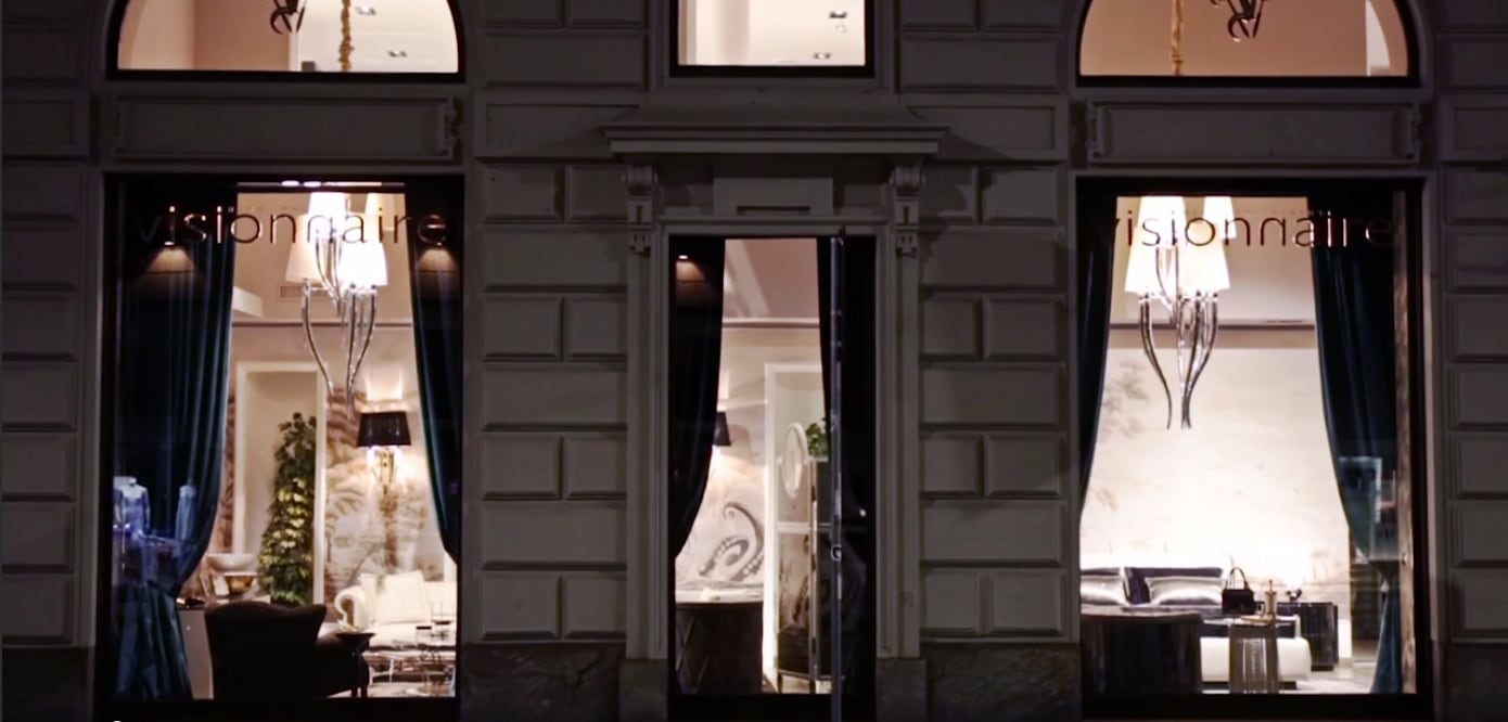 Visionnaire: un nuovo monobrand a Milano