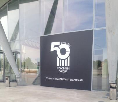 Gruppo Colombini, 50 anni di qualità del design italiano
