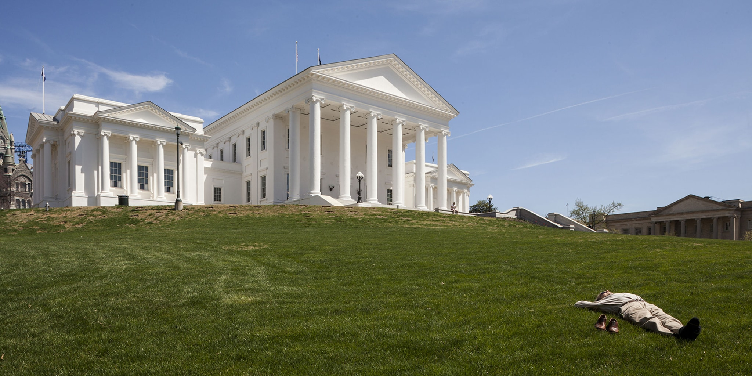 Thomas Jefferson e Palladio: Come costruire un mondo nuovo