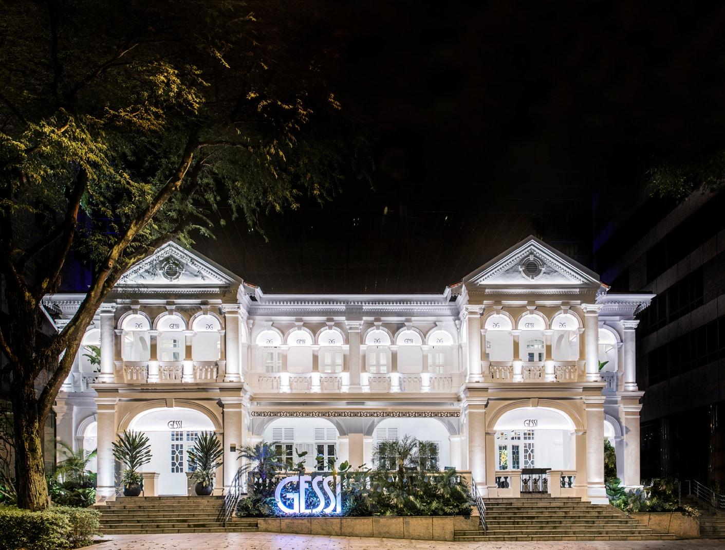 Casa Gessi a Singapore