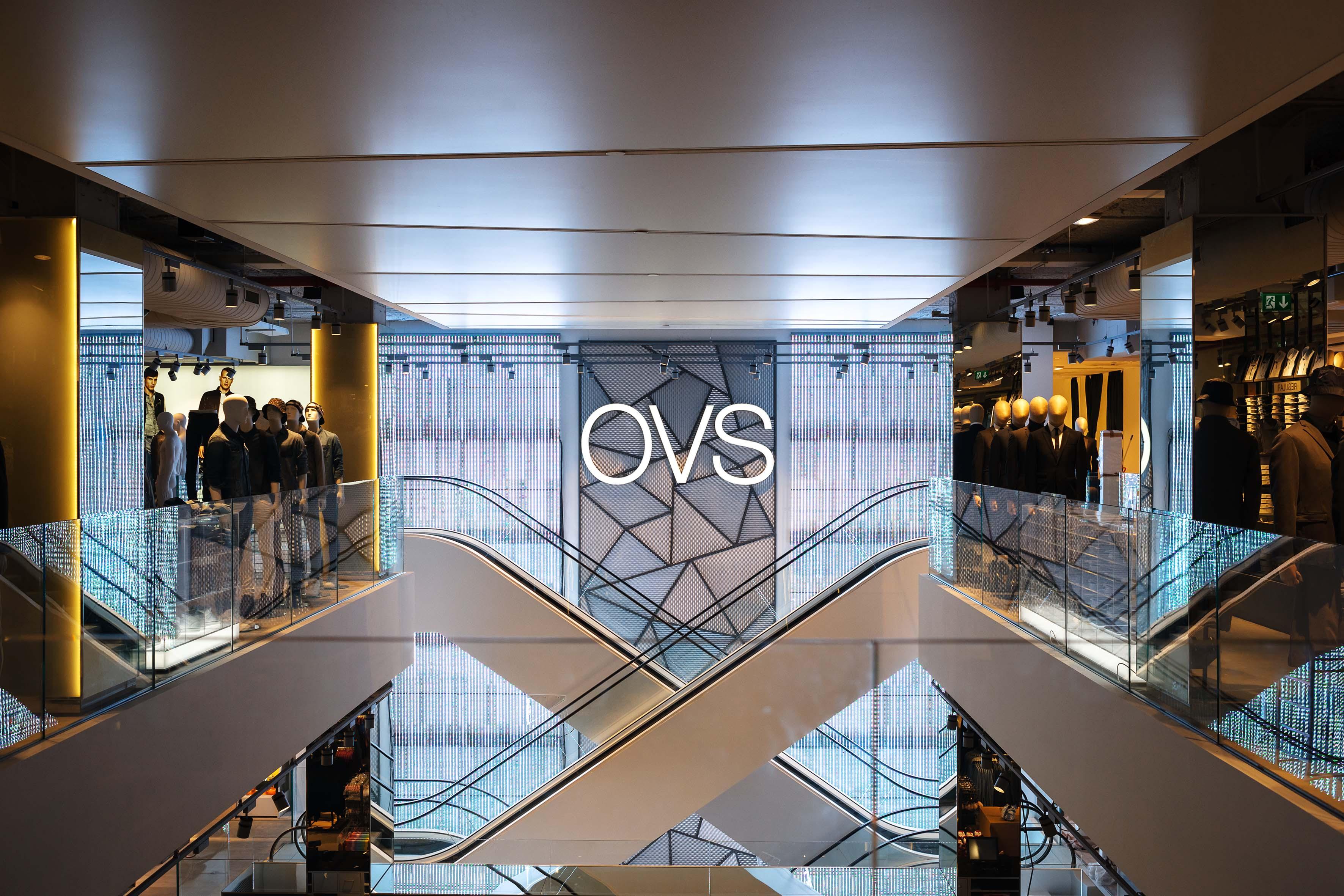 OVS apre a Milano il suo più grande flagshipstore