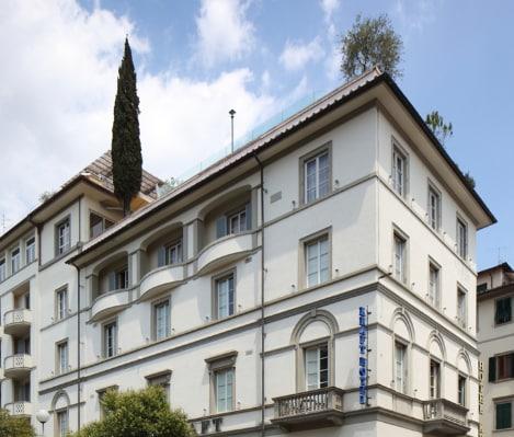 Ceramiche Caesar per l'Hotel Kraft a Firenze