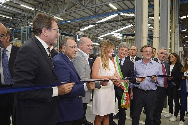 Marazzi: il nuovo stabilimento produttivo di Fiorano Modenese