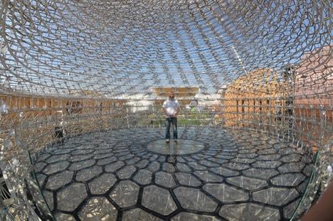 Expo2015: al Regno Unito il Premio per il miglior Padiglione
