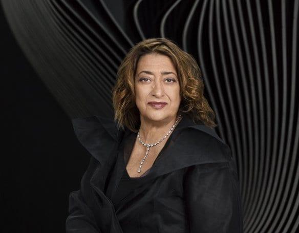 A Zaha Hadid la Royal Gold Medal for Architecture per il 2016