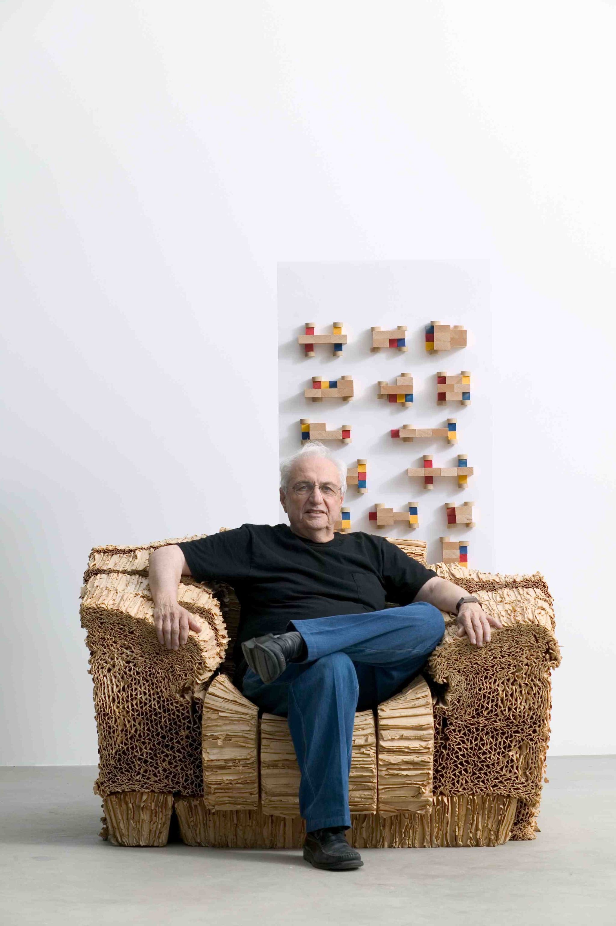 Architect Frank Gehry – I Have an Idea