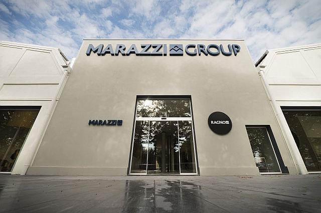 Una sede nuova per Marazzi