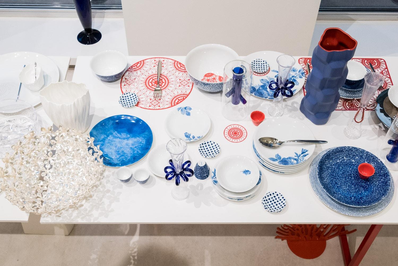 Interni. Stile&Stili. A tavola / Nutrirsi con il Design. Driade, 15 ottobre