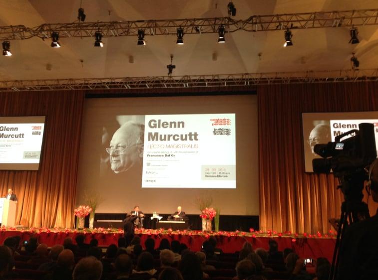 La grande architettura protagonista a Cersaie con Glenn Murcutt