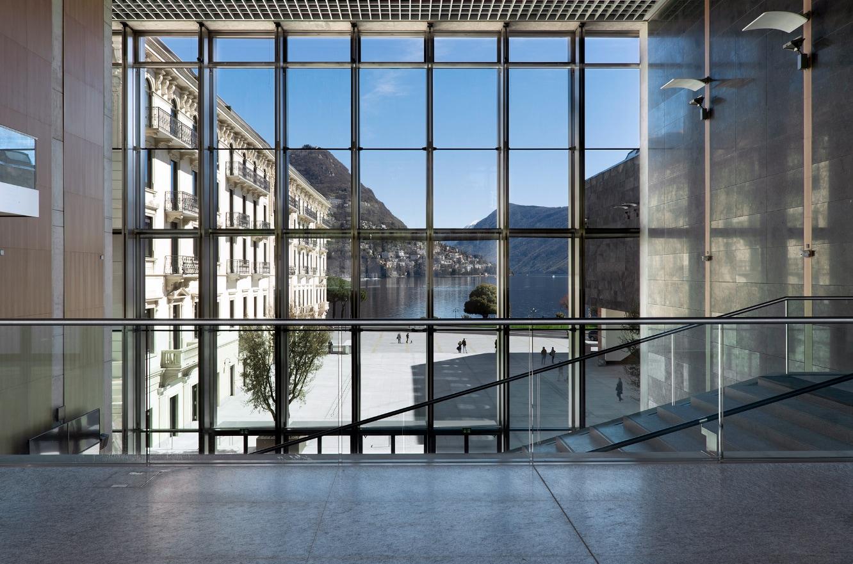 L'architettura svizzera a Catania