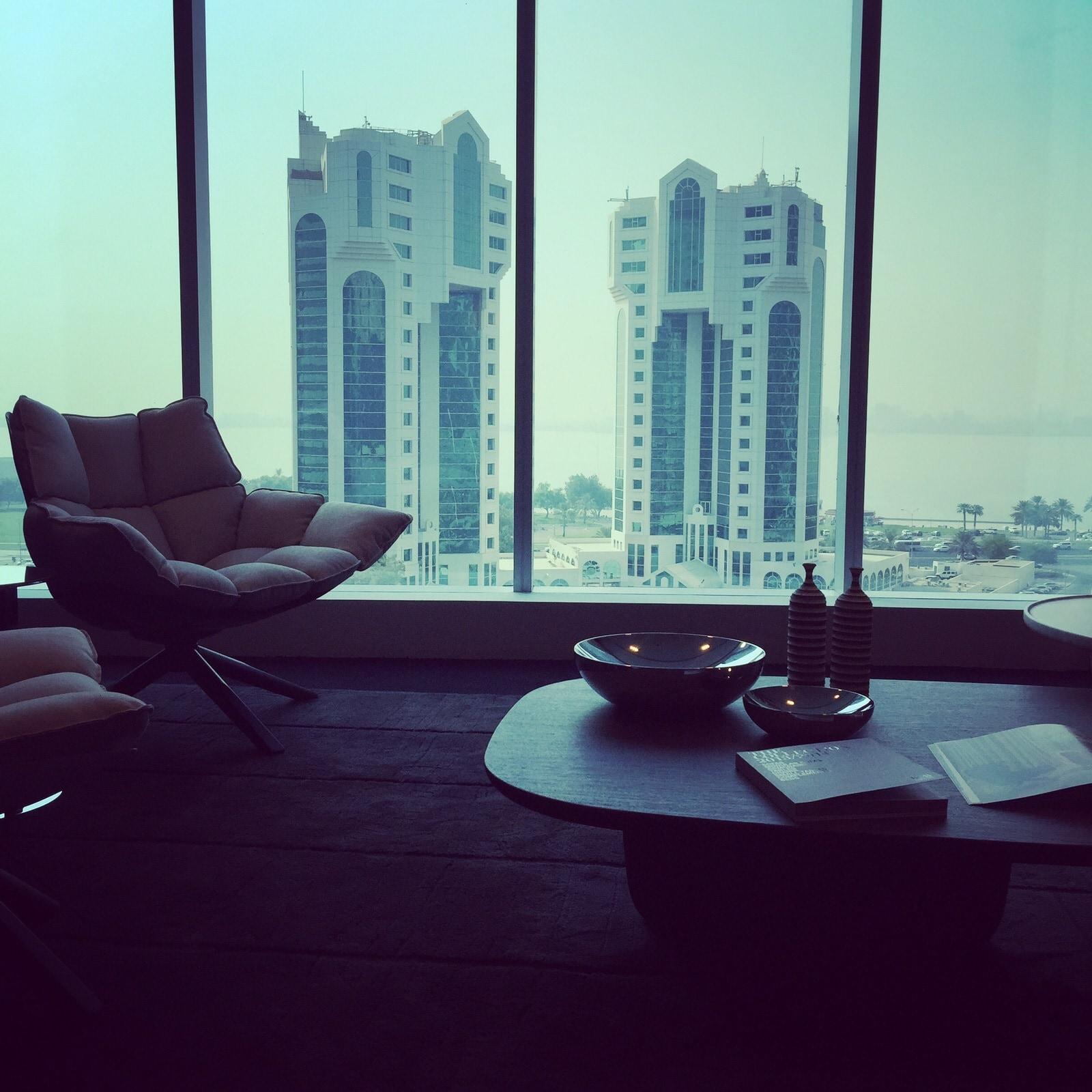 B&B Italia a Doha