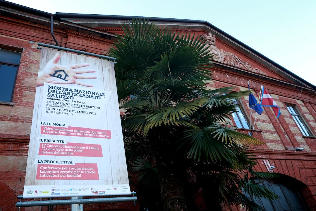 Mostra nazionale dell'artigianato, Saluzzo