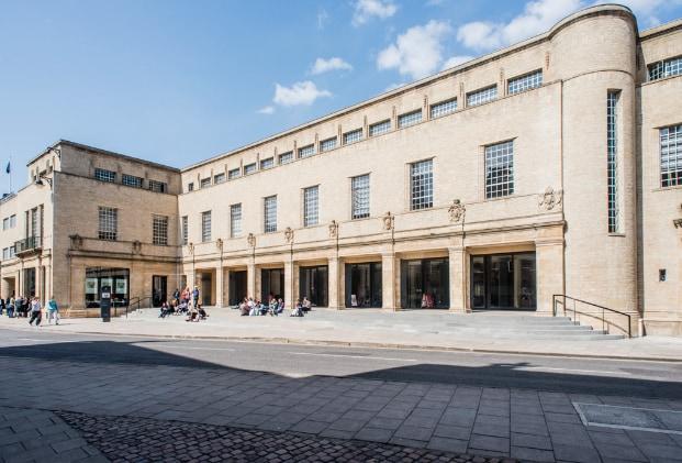 Secco Sistemi per New Bodleian Library / Weston Library a Oxford