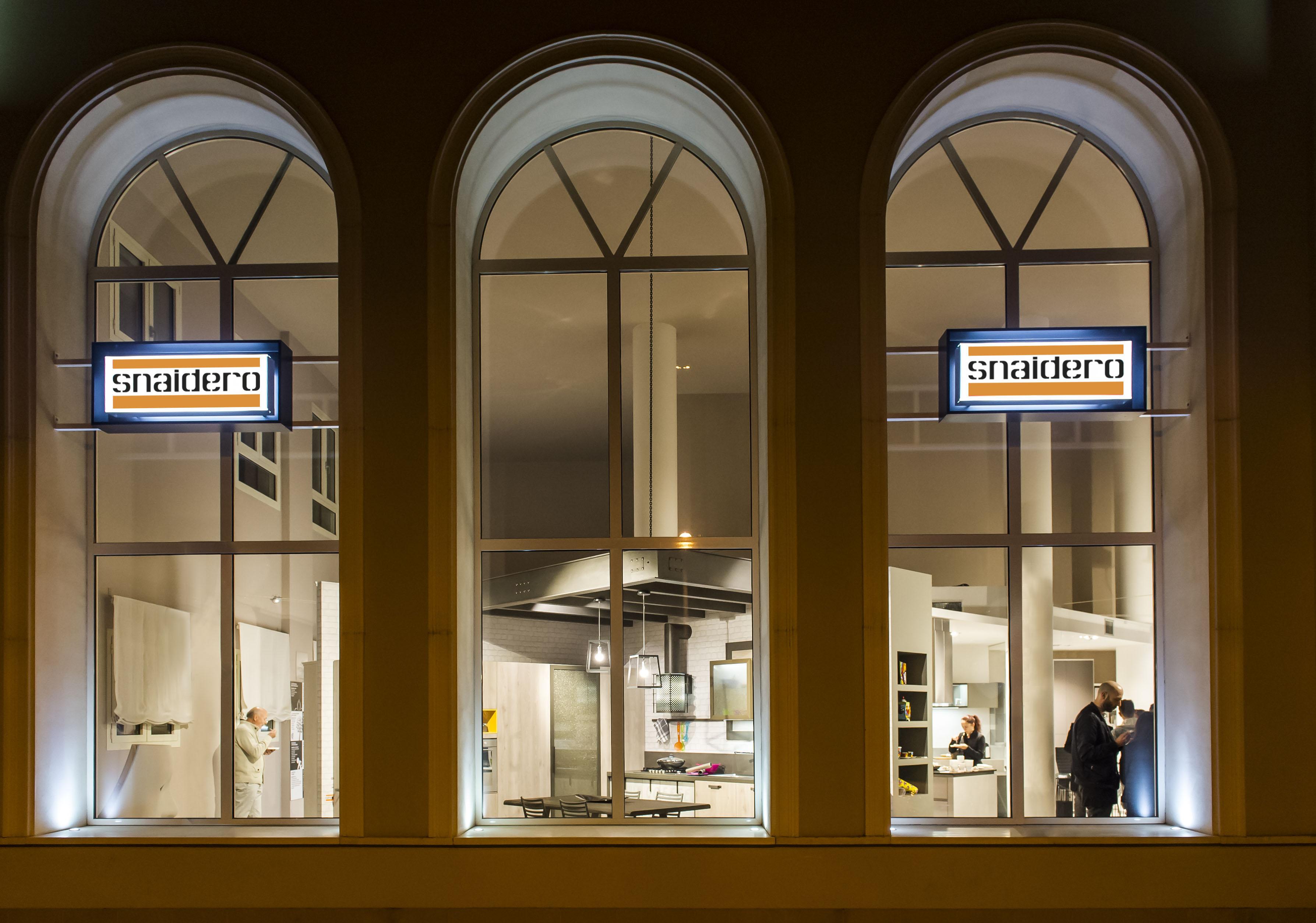 Snaidero a Modena con Tak Design
