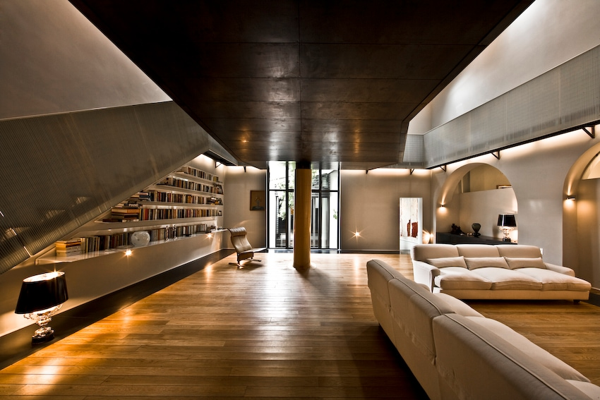MdAA Architetti Associati vince l'Inside Award per la sezione Residential a Waf 2015 Singapore