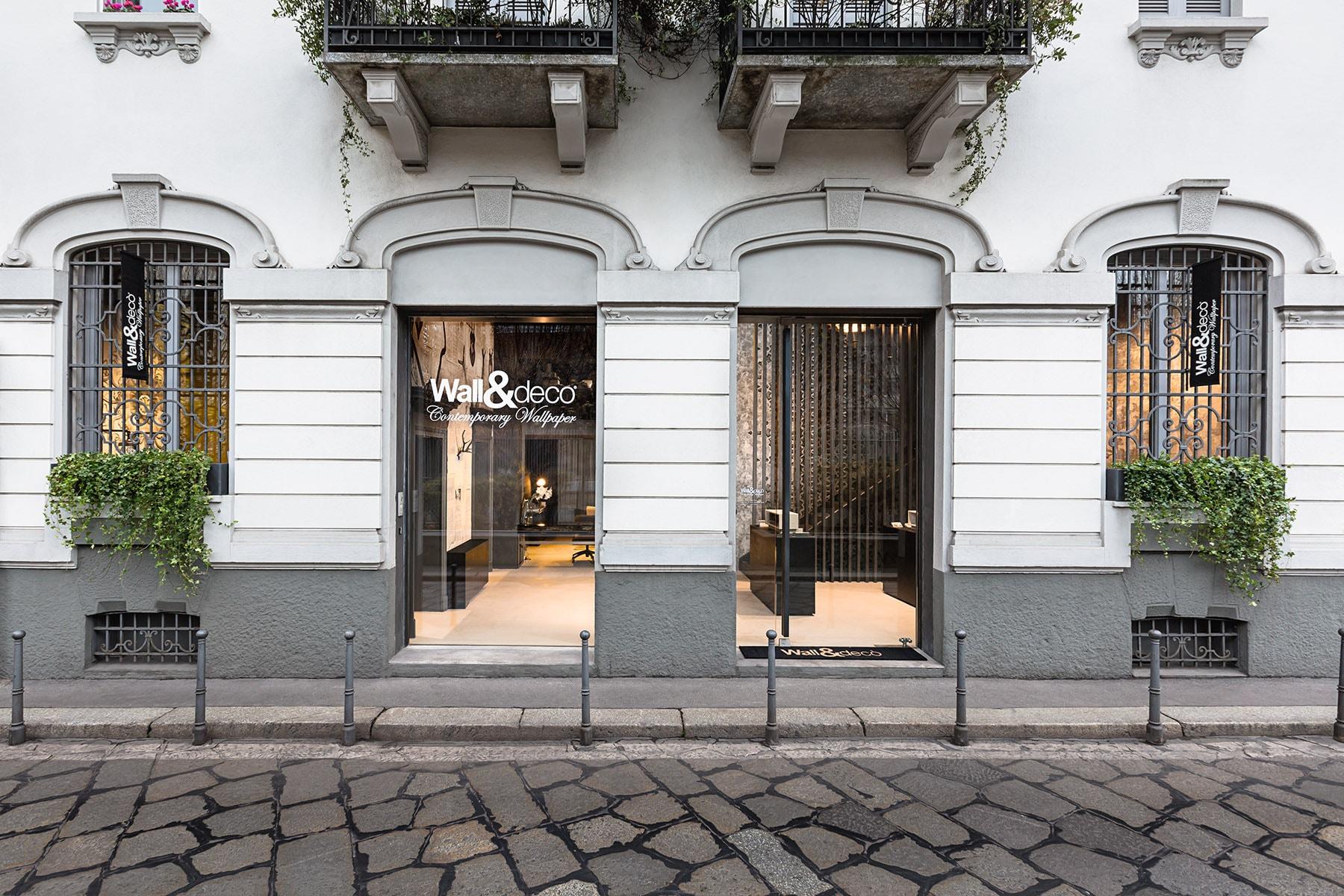 Nuova sede per Wall&decò a Milano