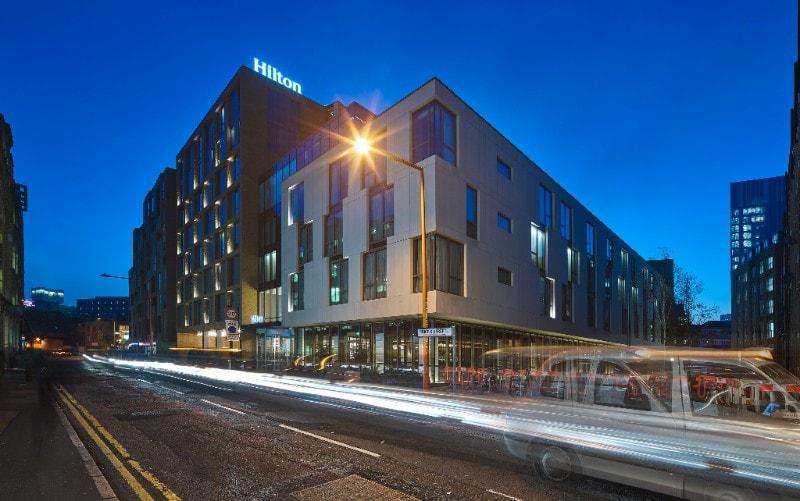 Hilton London Bankside sceglie la qualità e lo stile italiano su misura di Lema