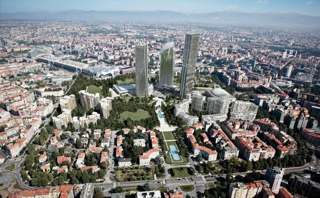 ArtLine Milano per CityLife