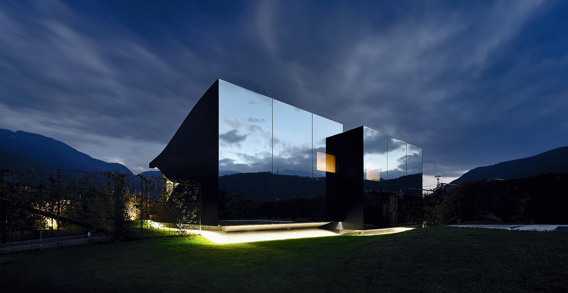 Il cielo sopra Bolzano