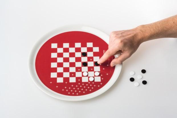 Eat&Play, la doppia utilità del piatto