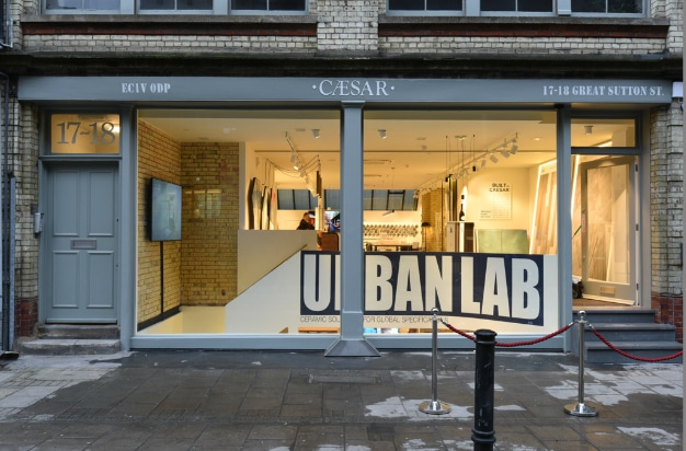Urban Lab, il nuovo meeting point londinese di Caesar